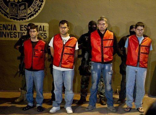 Omar Ortiz Mexico arrests former goalkeeper Omar Ortiz CCTV News CNTV English