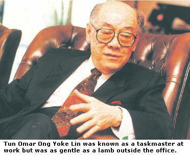 Omar Yoke Lin Ong wwwviwebmysitecomgifOngYLtitlejpg