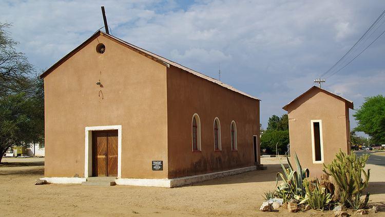 Omaruru, Namibia in the past, History of Omaruru, Namibia