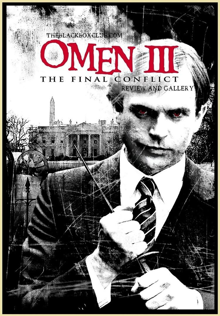 Omen III: The Final Conflict The Black Box Club THE OMEN III THE FINAL CONFLICT REVIEW AND