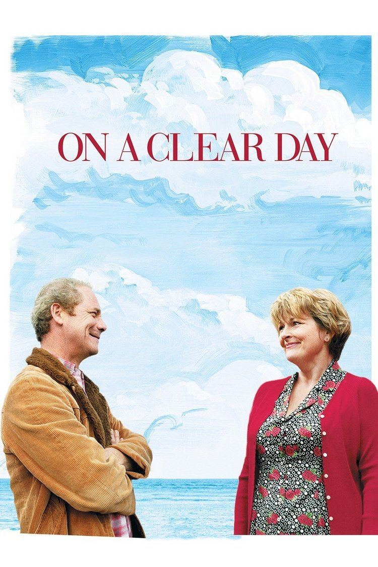 On a Clear Day (film) wwwgstaticcomtvthumbmovieposters159467p1594