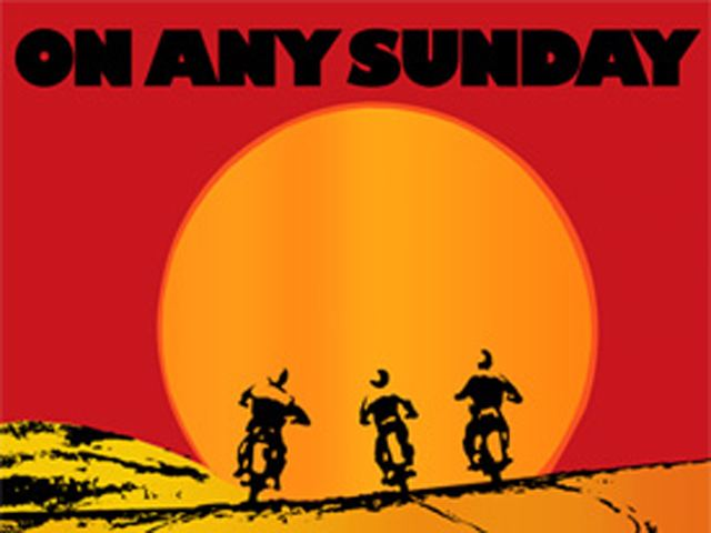 On Any Sunday A Movie A Day 77 On Any Sunday 1971 directed by Bruce Brown