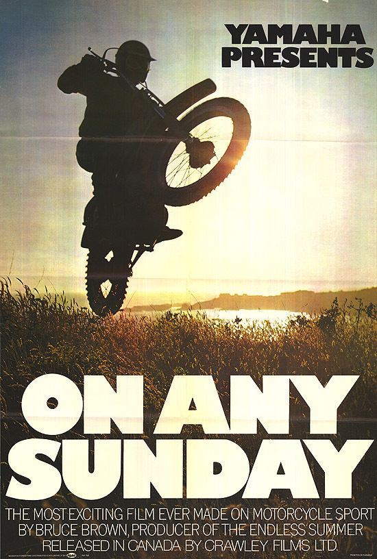 On Any Sunday On Any Sunday Pinterest Sunday movies Motocross