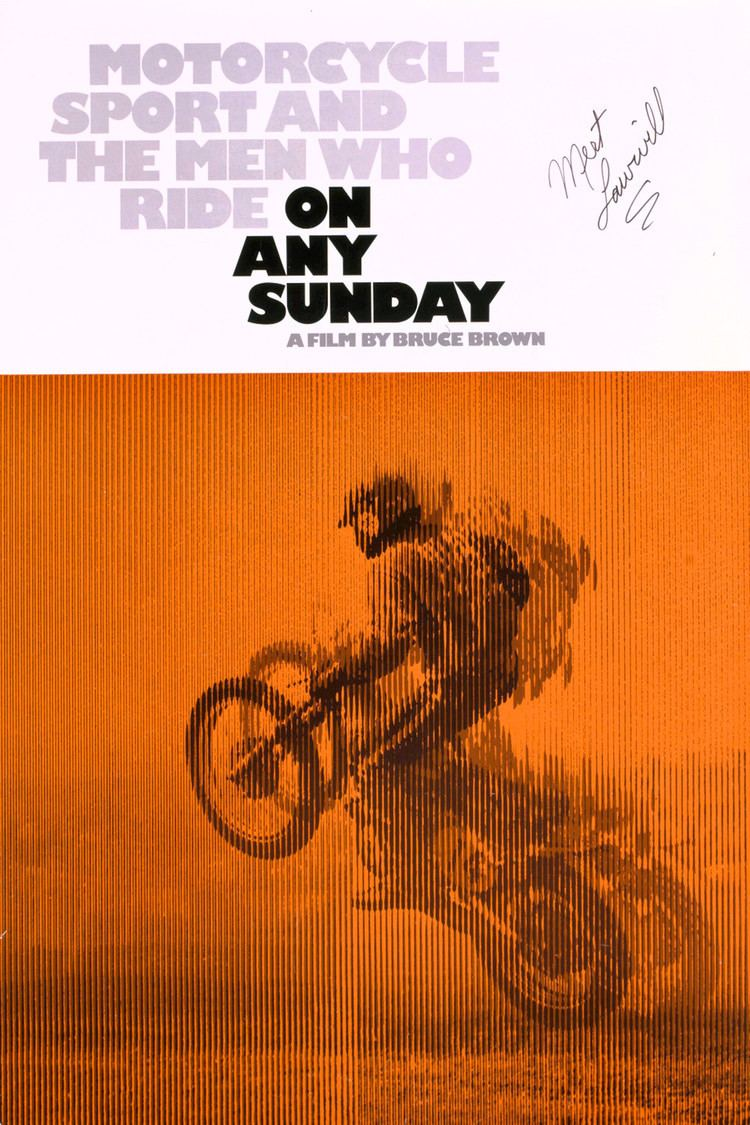 On Any Sunday wwwgstaticcomtvthumbmovieposters4485p4485p