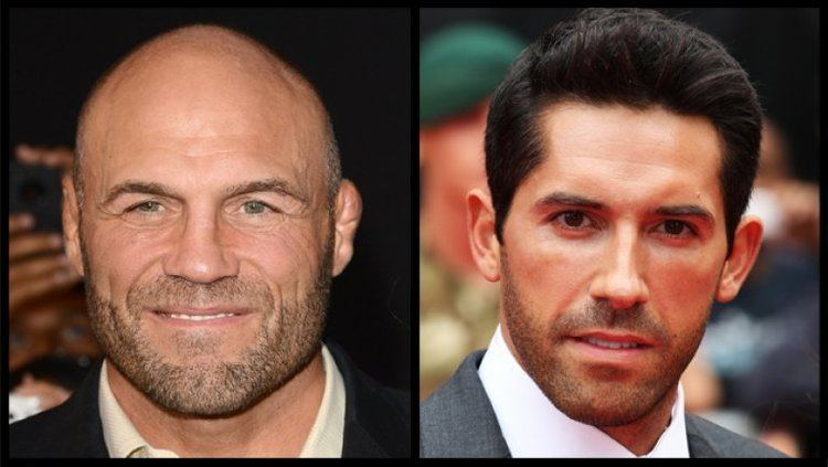 On Distant Shores movie scenes Berlin 2013 Randy Couture and Scott Adkins Starring in Distant Shore Exclusive