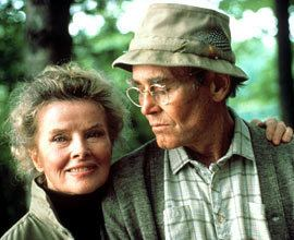 On Golden Pond (1981 film) OSCARS REVISITED 1981 ON GOLDEN POND IndieWire
