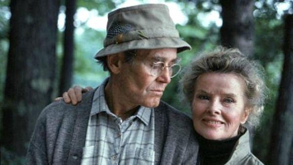 On Golden Pond (1981 film) On Golden Pond 1981 Katharine Hepburn Henry Fonda Memorable TV