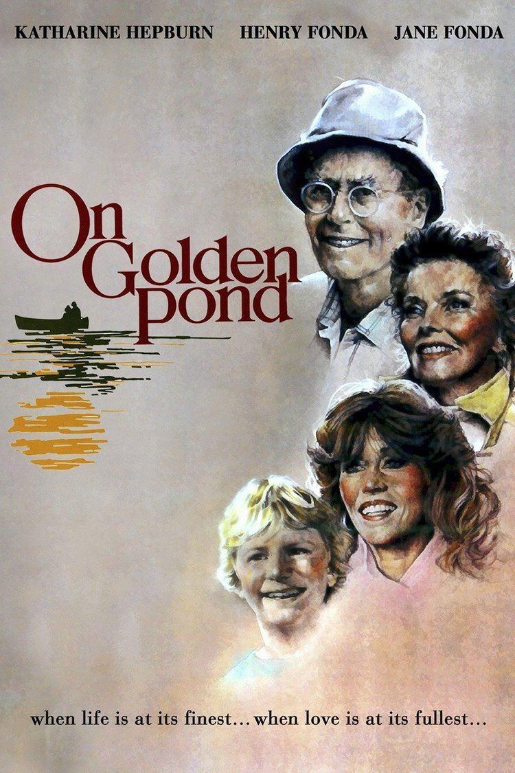 On Golden Pond (1981 film) wwwgstaticcomtvthumbmovieposters4171p4171p
