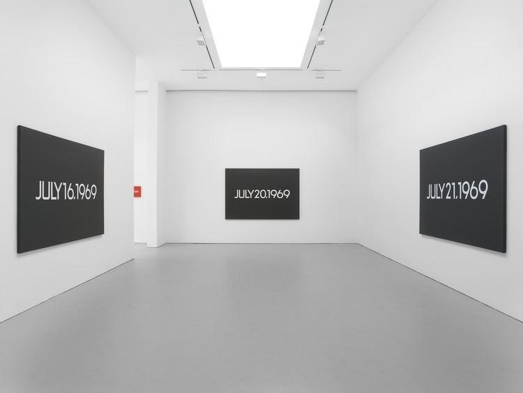 On Kawara On Kawara at David Zwirner Contemporary Art Daily