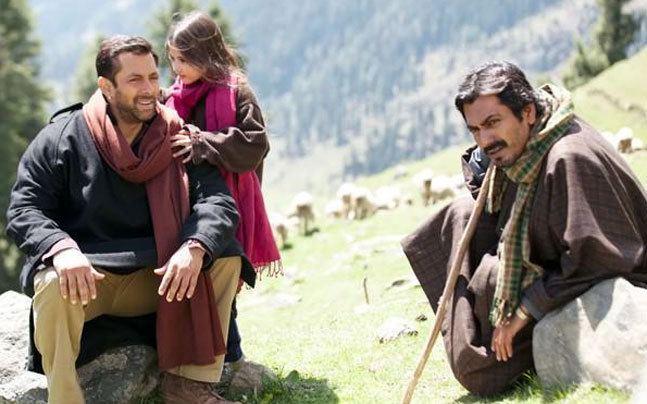 On Record (film) Bajrangi Bhaijaan box office collection Salmans film on record