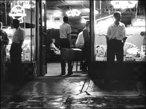 On the Bowery Extrait ON THE BOWERY Lionel Rogosin YouTube