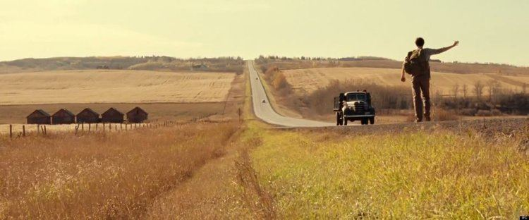 On the Road New 39On The Road39 Trailer Kristen Stewart39s Not Playing Bella In