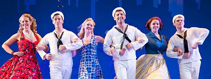 On the Town (musical) broadwaymusicalhomecomimagesaltonthetownjpg