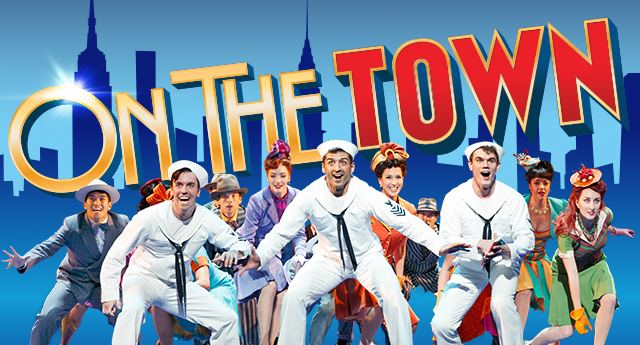 On the Town (musical) Giveaway On the Town on Broadway The Culture Mom