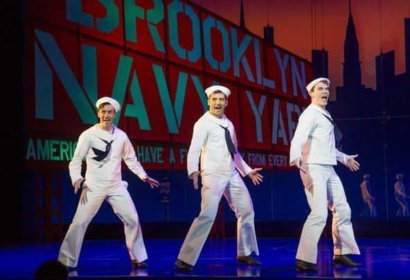 On the Town (musical) On the Town39 to Close on Broadway The New York Times