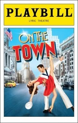 On the Town (musical) On the Town Broadway Lyric Theatre Tickets and Discounts Playbill