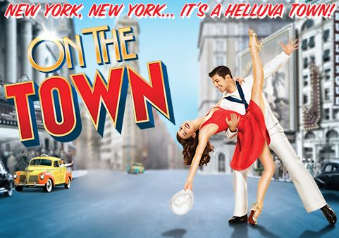 On the Town (musical) On the Town Broadway