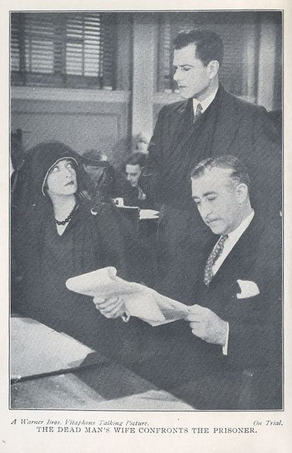 On Trial (1928 film) On Trial