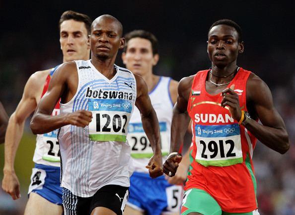 Onalenna Baloyi Onalenna Baloyi Photos Photos Olympics Day 12 Athletics Zimbio