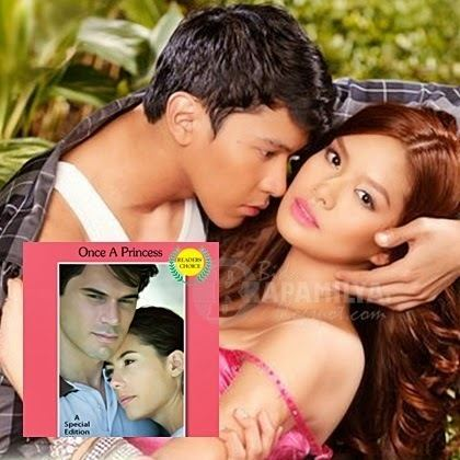 Once a Princess Enchong Dee and Erich Gonzales Reunite in Movie Once A Princess