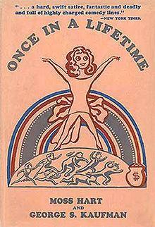 Once in a Lifetime (play) httpsuploadwikimediaorgwikipediaenthumb1