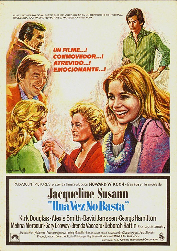 Jacqueline Susann's Once Is Not Enough (film) Once Is Not Enough 1975