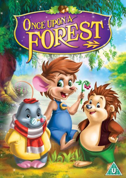 Once Upon a Forest Once Upon A Forest DVD Zavvicom