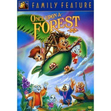Once Upon a Forest Once Upon A Forest Full Frame Widescreen Walmartcom