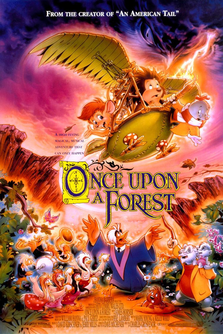 Once Upon a Forest wwwgstaticcomtvthumbmovieposters14857p14857