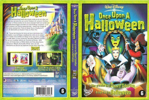 Once Upon a Halloween Once Upon A Halloween Lekker Griezelen Met Disney Schurken