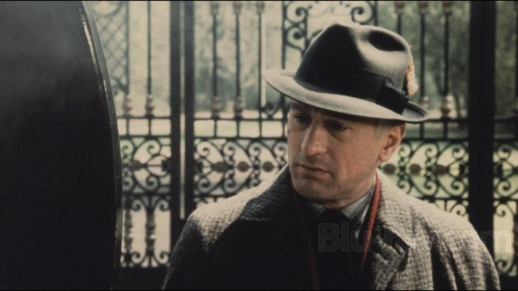 Once Upon a Time in America movie scenes Once Upon a Time in America Blu ray Video Quality