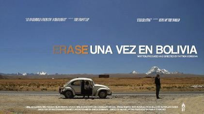 Once Upon a Time in Bolivia movie poster