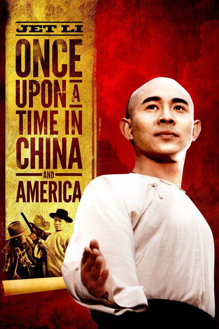 Once Upon a Time in China and America wwwgstaticcomtvthumbmovieposters21627p21627