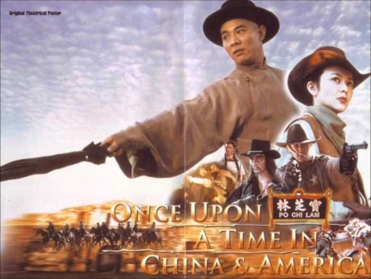 Once Upon a Time in China and America Once Upon A Time In China And America Soundtrack YouTube
