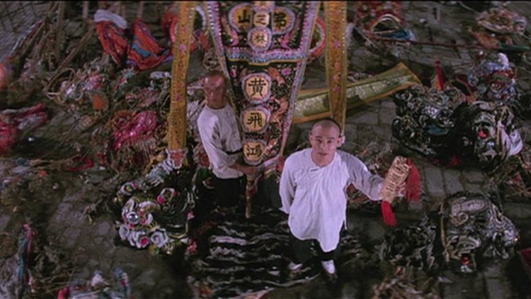 Once Upon a Time in China III Once Upon a Time in China III 1993 MUBI