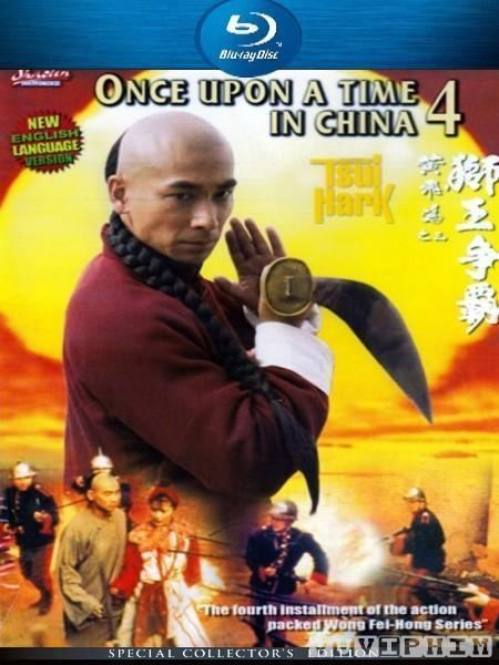 Once Upon a Time in China IV Hong Phi Hng 4 Xem phim HD Vietsub Thuyt Minh