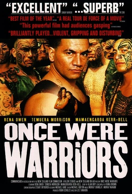 Once Were Warriors (film) Once Were Warriors Available on DVDBluRay reviews trailers