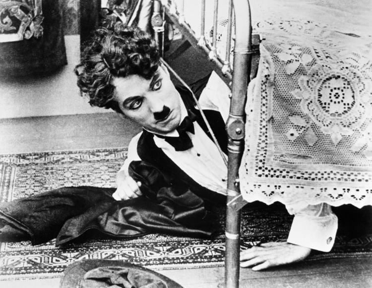 One A.M. (1916 film) Chaplin is For The Ages ONE AM 1916 Charlie out of his