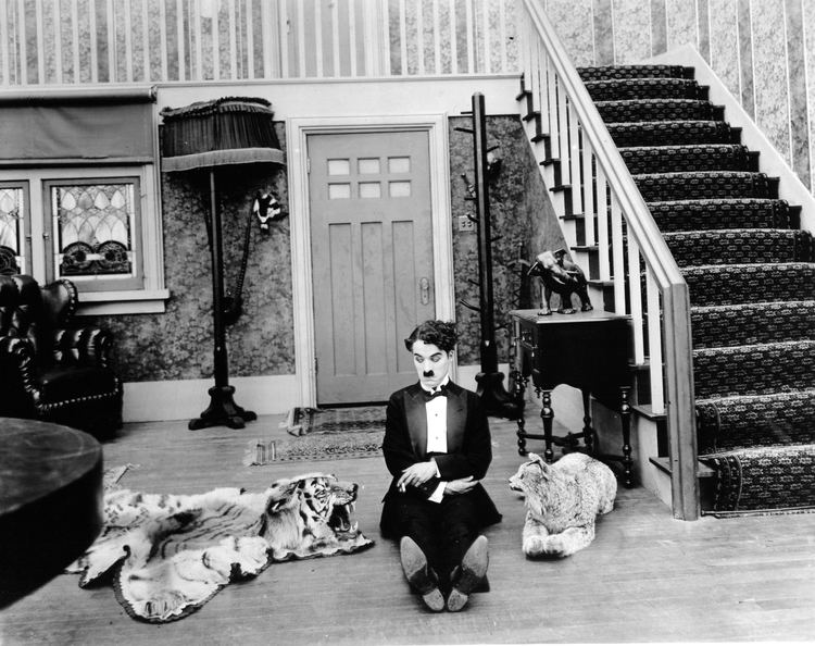 One A.M. (1916 film) One AM 1916 Charlie Chaplin as the Drunk Characters