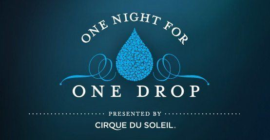 One Drop Foundation 3D Street Painting One Night for One Drop