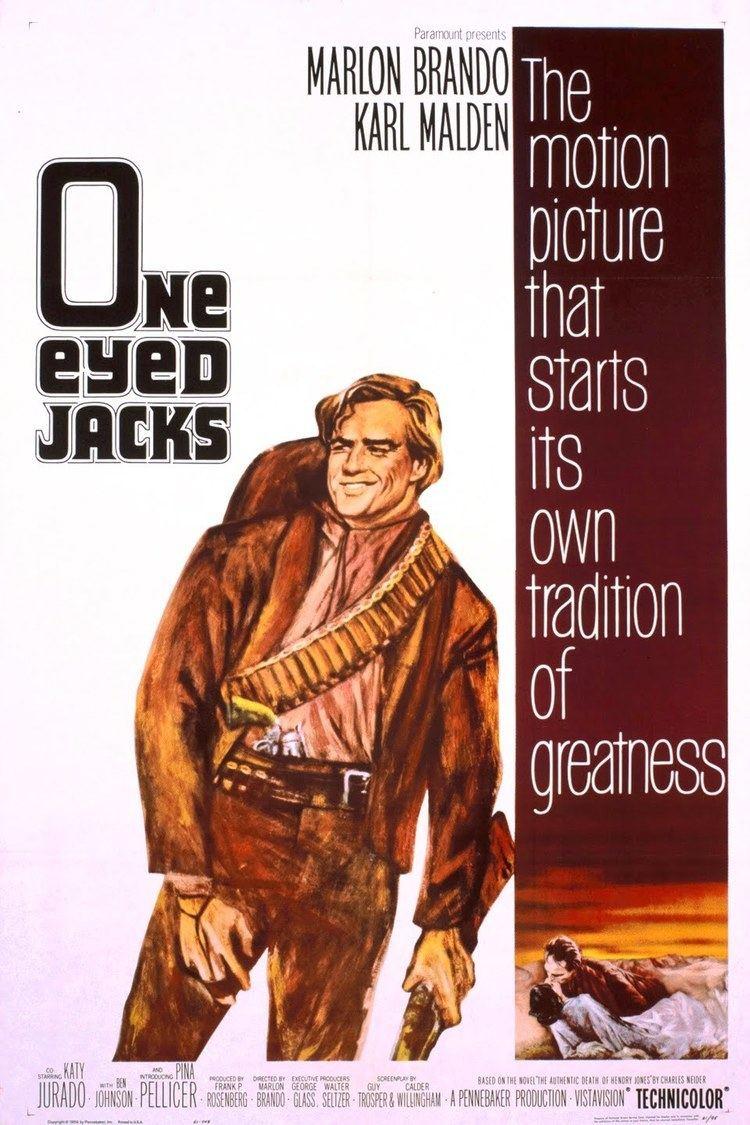 One-Eyed Jacks wwwgstaticcomtvthumbmovieposters1988p1988p
