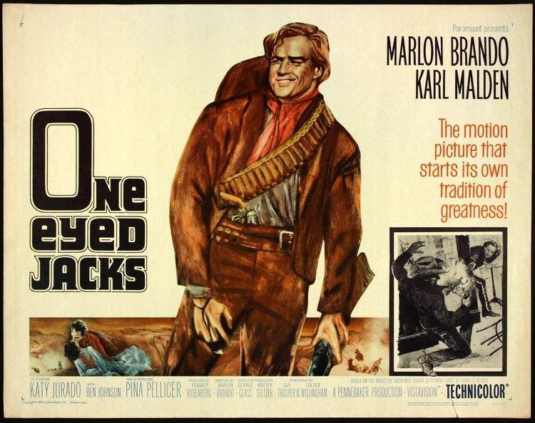 One-Eyed Jacks One Eyed Jacks 1961 Marlon Brando Karl Malden YouTube
