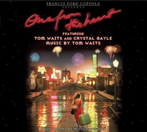 One from the Heart Tom Waits Crystal Gayle One from the Heart 1982 Film Soundtrack