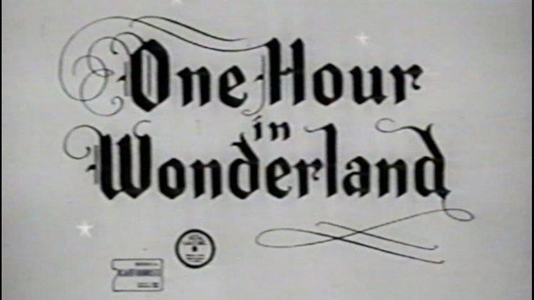 One Hour in Wonderland One Hour In Wonderland 1950 YouTube