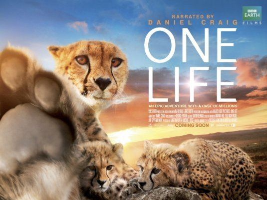 One Life (2011 film) One Life Movie Poster 1 of 5 IMP Awards