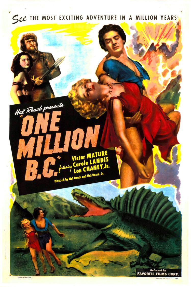 One Million B.C. wwwgstaticcomtvthumbmovieposters38298p38298