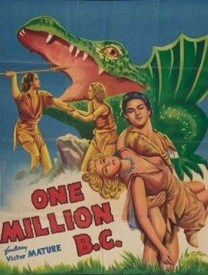 One Million B.C. One Million BC movie poster 1940 Poster Buy One Million BC