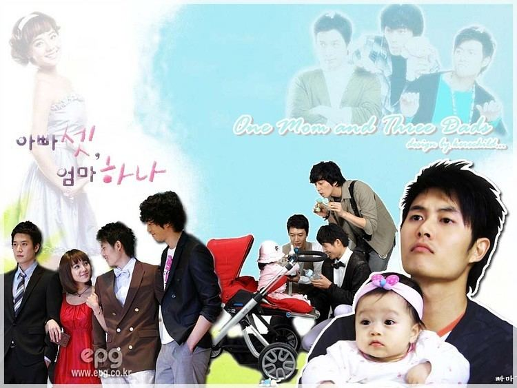 One Mom and Three Dads Jae heE quotOne Mom and Three Dadsquot Wallpaper We Heart It Korean