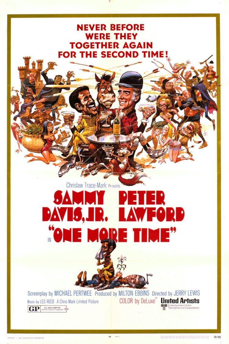 One More Time (1970 film) wwwgstaticcomtvthumbmovieposters7945p7945p