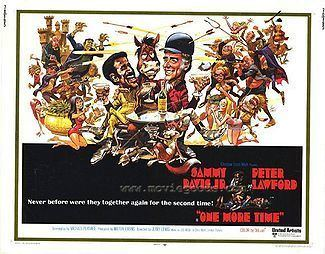 One More Time (1970 film) One More Time 1970 film Wikipedia
